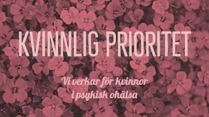Kvinnlig Prioritet